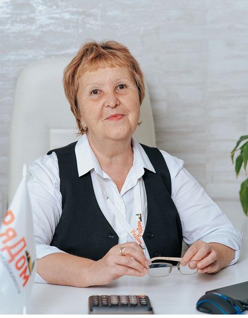 Турова Вера Леонидовна